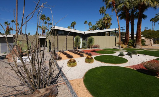 Twin Palms Curb Appeal